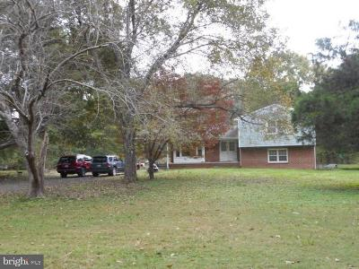 La Plata Single Family Home For Auction: 4720 Phillips Road
