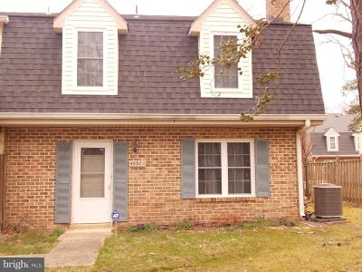 Charles County Condo Under Contract: 4537 Reeves Place #B