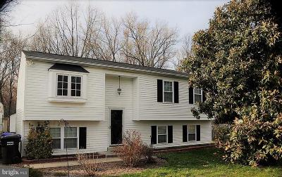 Waldorf Single Family Home For Sale: 2936 Eutaw Forest Drive