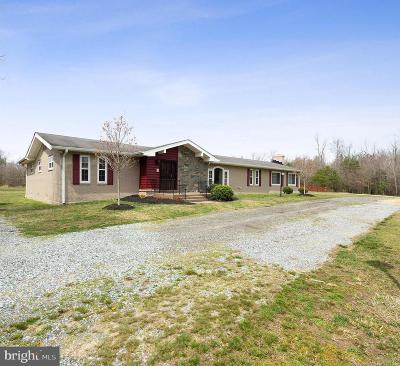 La Plata Single Family Home For Sale: 7215 Hedges Place