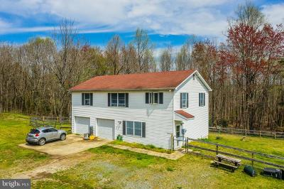 Hughesville Single Family Home For Sale: 16290 Prince Frederick Road