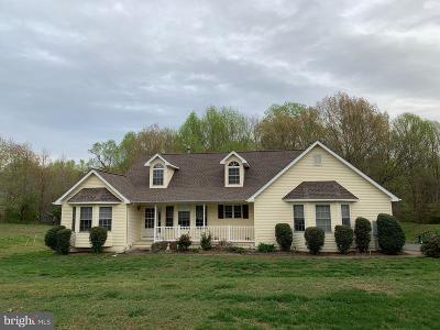 La Plata Single Family Home For Sale: 6870 Hawkins Gate Road