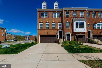 Anne Arundel County, Calvert County, Charles County, Prince Georges County, Saint Marys County Townhouse For Sale: 11105 Siwanoy Place