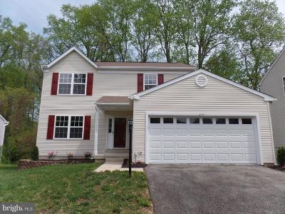 Charles County Single Family Home For Sale: 2420 Vidalia Court
