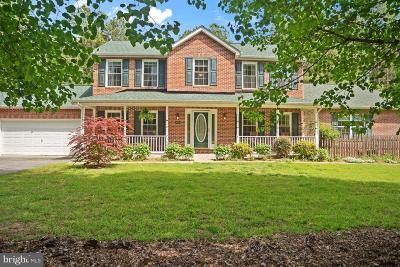 Hughesville Single Family Home For Sale: 7360 Bullfeather Place