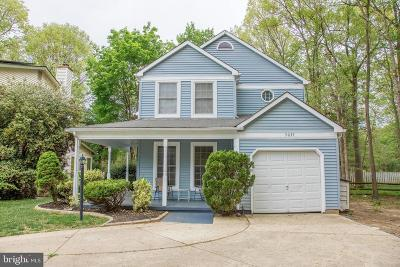 Charles County, Calvert County, Saint Marys County Single Family Home For Sale: 5035 Bass Court