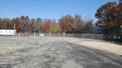 Charles County Commercial Lease For Lease: 22 Industrial Park Drive
