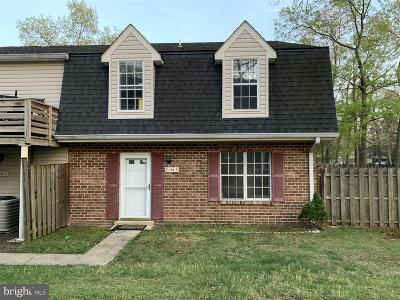 Waldorf Condo Under Contract: 5124 Shawe Place #2-KR