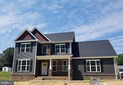 La Plata Single Family Home For Sale: 6294 Teresa Lane