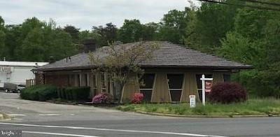 Charles County Commercial For Sale: 3400 Leonardtown Road