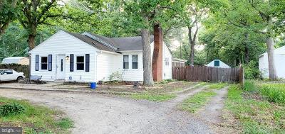 Charles County Single Family Home For Sale: 3851 Old Washington Road