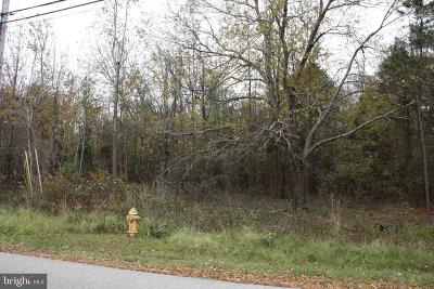 Waldorf Residential Lots & Land Under Contract: 11365 Raby Road