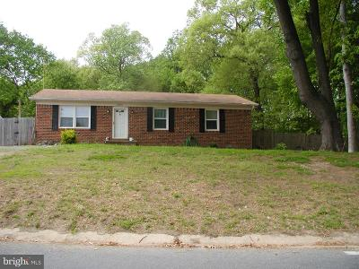 Charles County Single Family Home Active Under Contract: 12431 Windermere Lane