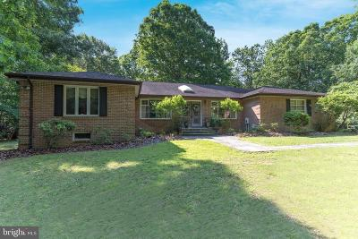 Charles County Single Family Home For Sale: 4170 Doncaster Drive