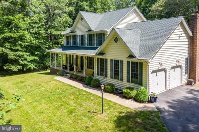 Hughesville MD Single Family Home For Sale: $499,900