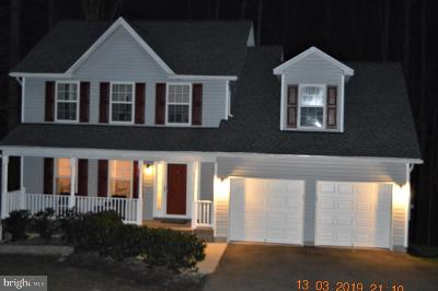 Hughesville Single Family Home For Sale: 16725 Persica Lane