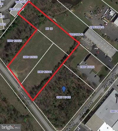 White Plains Residential Lots & Land For Sale: De Marr