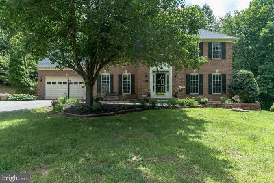 Brandywine Single Family Home For Sale: 5130 Celestial Lane