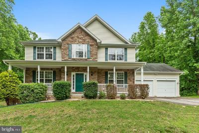 Hughesville Single Family Home For Sale: 5950 Rosecroft Place