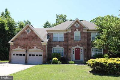 Waldorf Single Family Home Under Contract: 10628 Ashford Circle