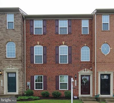 Charles County Townhouse For Sale: 10907 Saint Patricks Park Alley