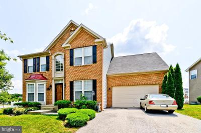 Waldorf Single Family Home Under Contract: 9247 Senna Court