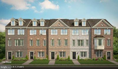 Waldorf Townhouse For Sale: 2926 Chalkstone Place