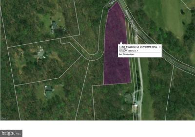 Charlotte Hall Residential Lots & Land For Sale: 11490 Sullivan Lane