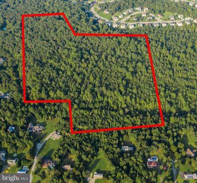La Plata Residential Lots & Land For Sale: Chapman Road