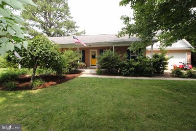 Single Family Home For Sale: 808 Anne Arundel Avenue