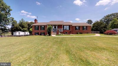 Marbury MD Single Family Home For Sale: $449,000