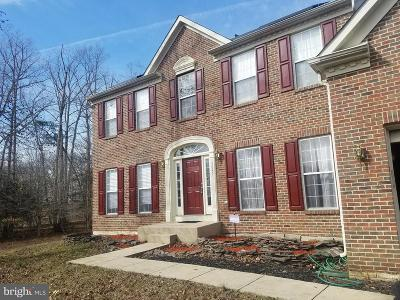 Brandywine Single Family Home For Sale: 5045 Celestial Lane