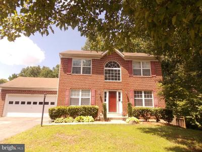 Charles County Single Family Home For Sale: 2405 Vidalia Court