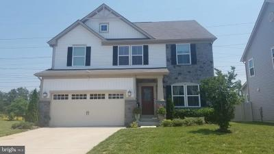 Waldorf Single Family Home For Sale: 5512 Mighty Casey Court