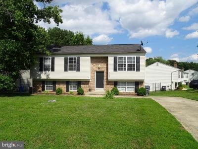 Waldorf Single Family Home Active Under Contract: 2156 Pineview Court