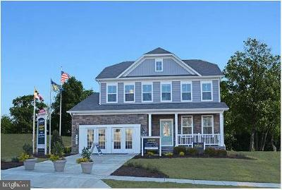 Hughesville Single Family Home For Sale: 17012 Prince Frederick Road #LOT 7