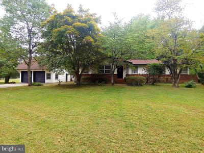 Indian Head Single Family Home For Sale: 4070 Livingston Road