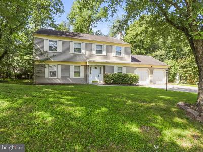 Waldorf Single Family Home Active Under Contract: 4123 Dunlin Court
