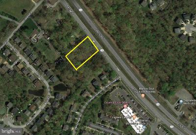 Charles County, Calvert County, Saint Marys County Residential Lots & Land Under Contract: Lot 6 Waldorf Heights Berry Road