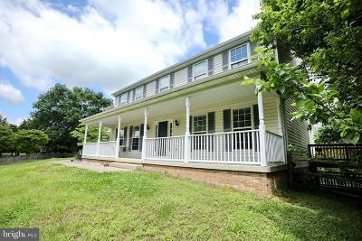 La Plata Single Family Home For Sale: 9181 Crescent Lane