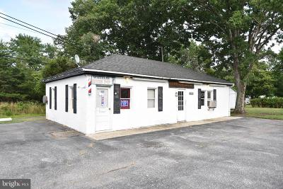 Charles County Commercial For Sale: 9555 Crain Highway