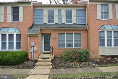 Charles County Townhouse For Sale: 103 Huckleberry Drive