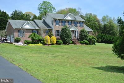 Port Tobacco Single Family Home For Sale: 7820 Chapel Point Road
