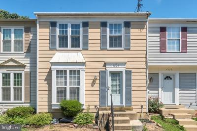 Waldorf Townhouse For Sale: 4506 Grouse Place