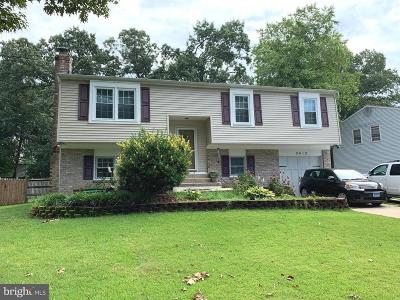 Calvert County, Charles County, Saint Marys County Rental For Rent: 2412 Pear Tree Court