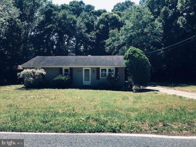 La Plata Single Family Home For Sale: 8115 Fairground Road