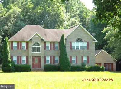 Charles County Single Family Home For Sale: 6846 Buckeye Drive