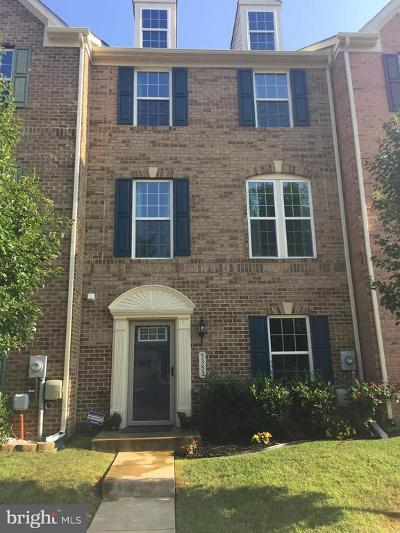 Waldorf Townhouse For Sale: 5353 Blue Crab Lane