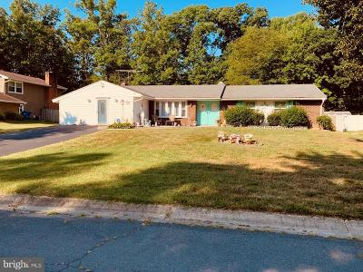 Waldorf Single Family Home For Auction: 2974 Hickory Valley Drive