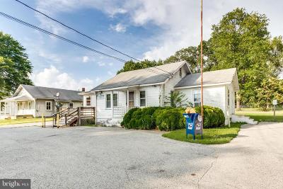 Charles County Single Family Home For Sale: 4550 Bicknell Road